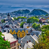Alesund From Above