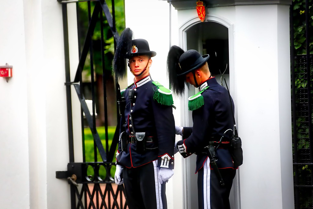 Changing of the Guard - 004