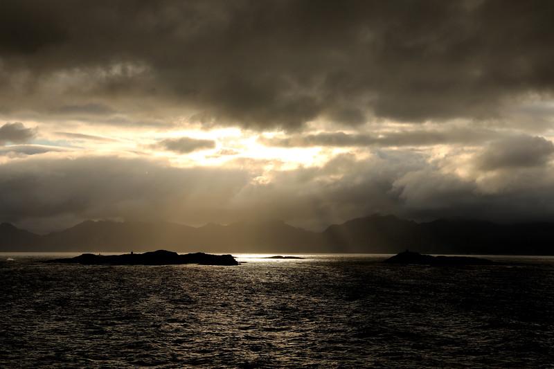 Near Svolvær Nordland, Norway