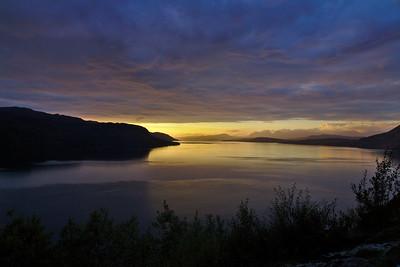 Saltfjorden Rognan