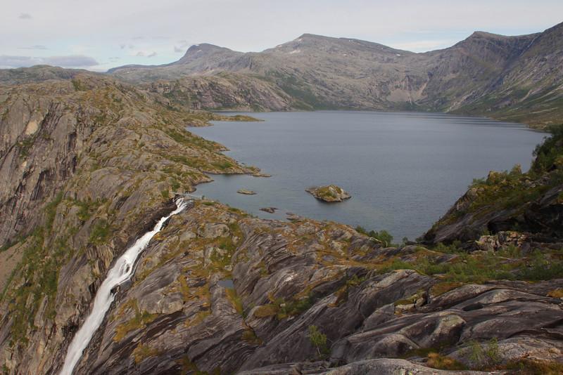 Vaerivassfossen - Rago National Park