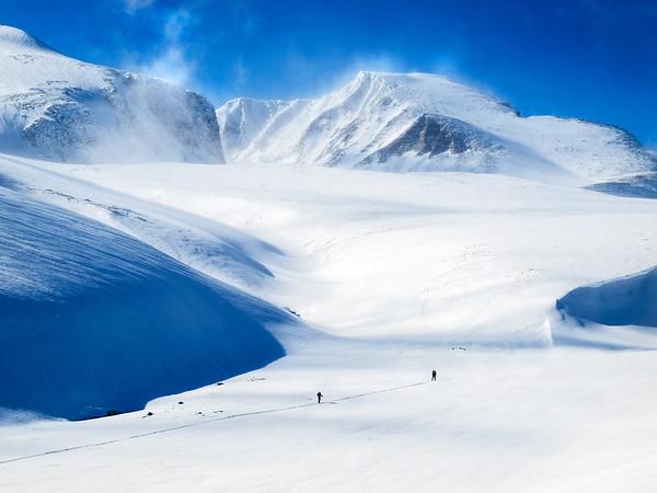 Langluppdalen in Rondane
