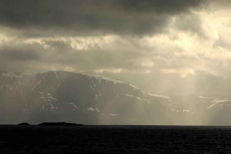 Near Svolvær, Nordland, Norway