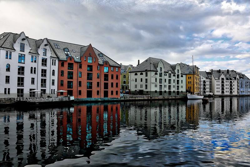 Alesund Architecture 04