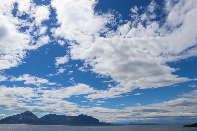 Vast Norwegian Sky