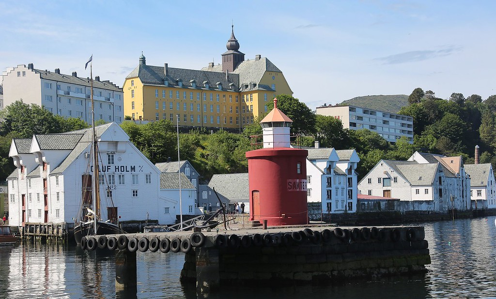 Alesund Lighthouse 06