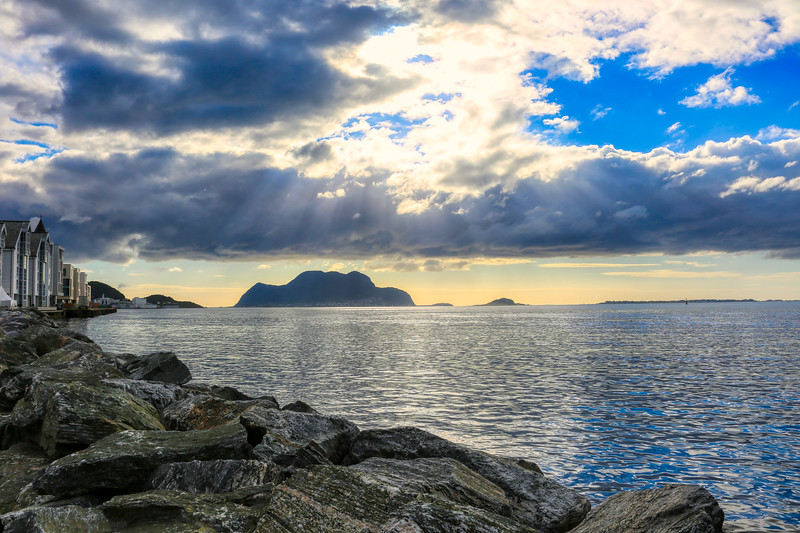 Mid Summer - Alesund Norway