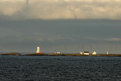 Kjølnes Lighthouse, Berlevåg Municipality, Varanger Peninsula, Troms og Finnmark, Norway