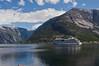 Eidfjorden.... my first ferry ride.