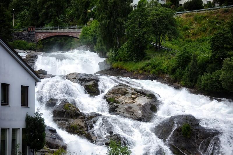 Waterfall - Geiranger