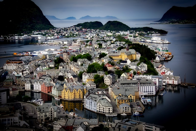 Alesund in Focus