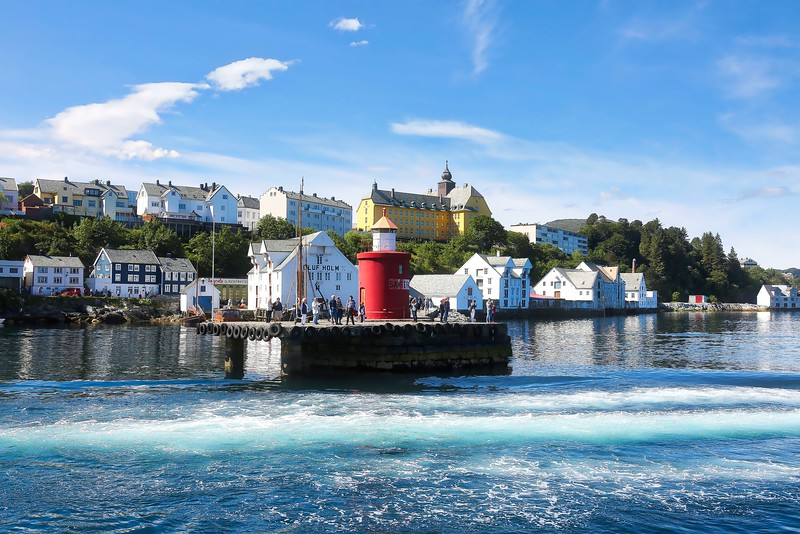 Alesund Lighthouse 04