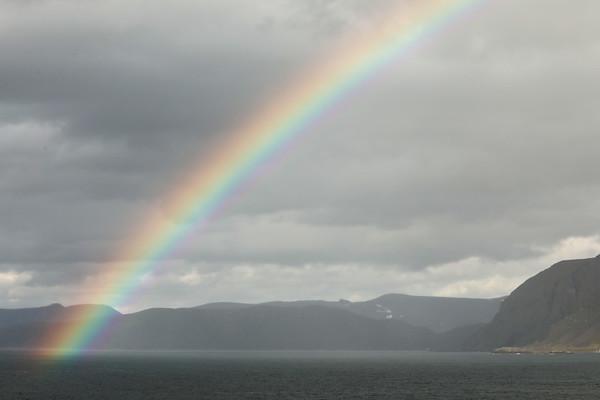 Near Skjervøy, Troms og Finnmark, Norway