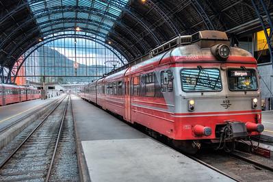 Bergen Station
