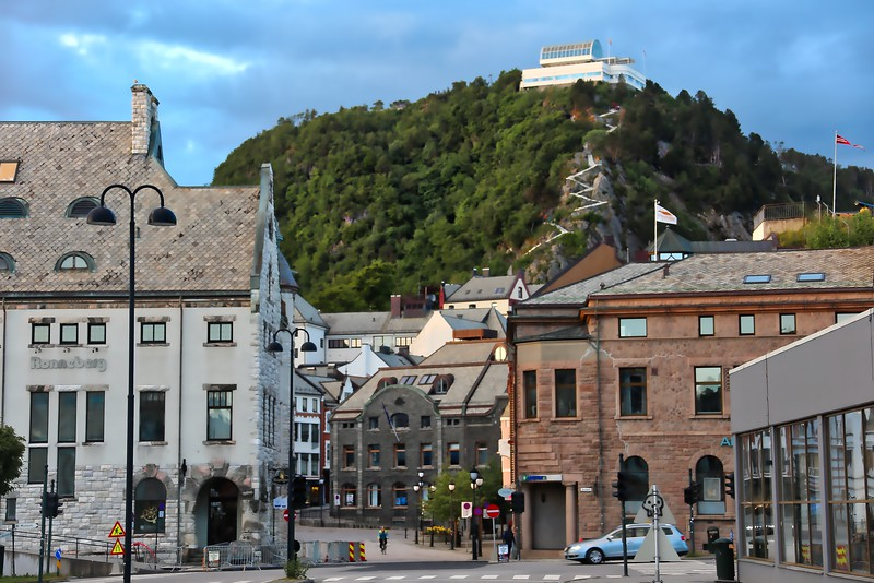 Looking Back - Alesund