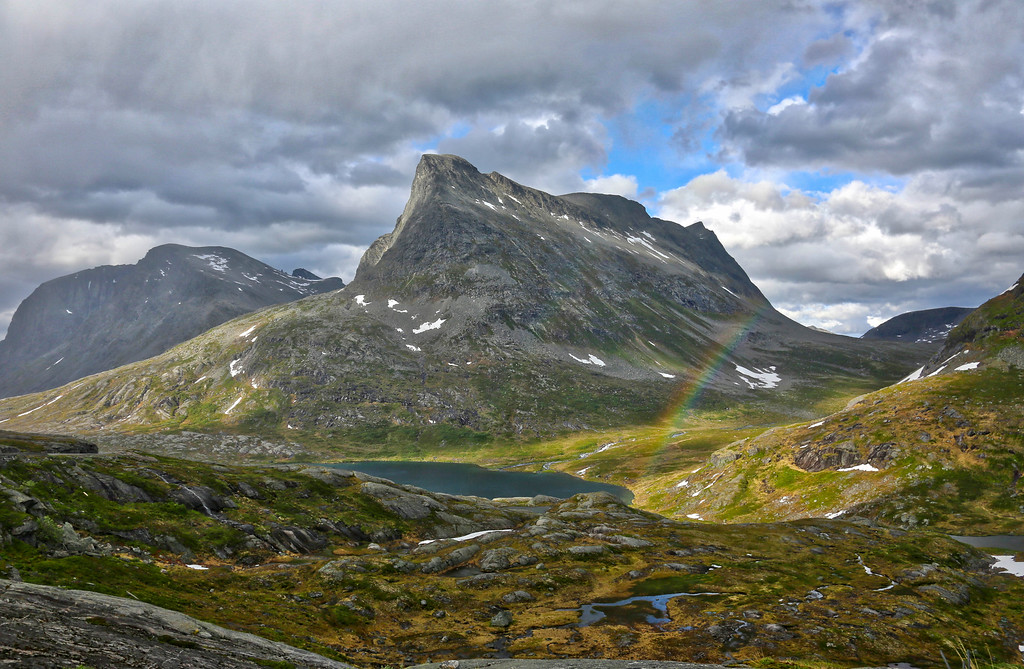 Trollstigen National Tourist Drive