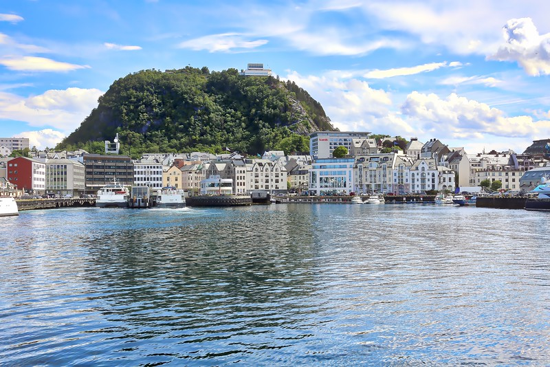 Alesund Harbour - 005