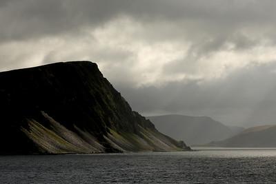 Near Hammerfest, Troms og Finnmark, Norway