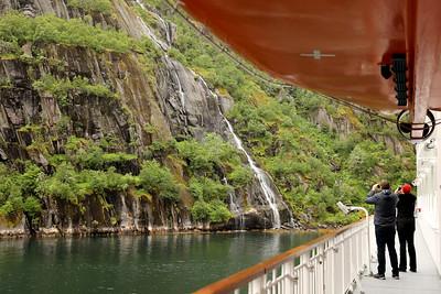 Trollfjorden, Nordland, Norway