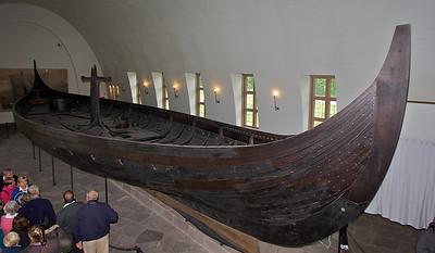 The Gokstad Ship. http://en.wikipedia.org/wiki/Gokstad_ship