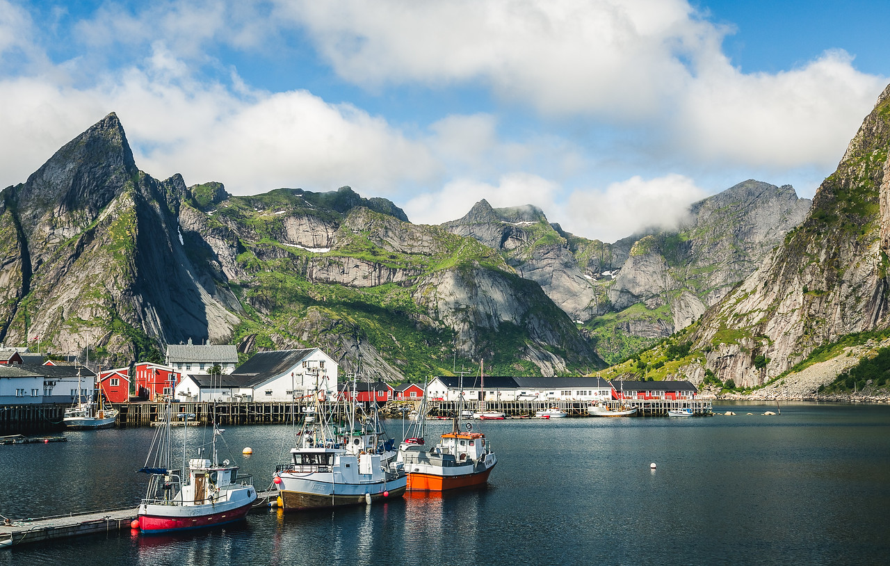 Norway Harbor