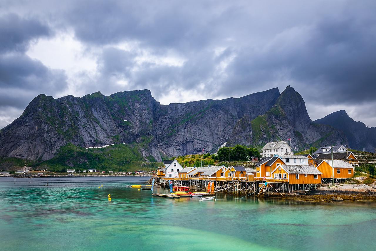 Fishermen Houses