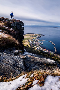 On the Cliffs of Norway