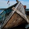 Old Boat in the Sun- 1