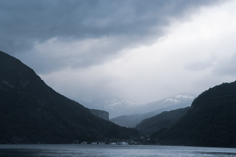 A Moody Storm