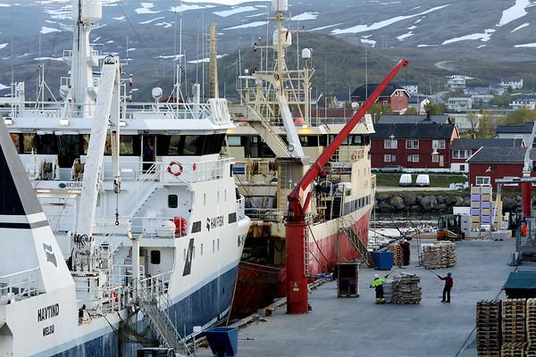 Båtsfjord Havn, Båtsfjord, Troms og Finnmark, Norway