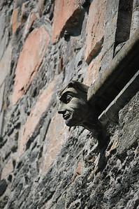 Head at Haakon's Fortress