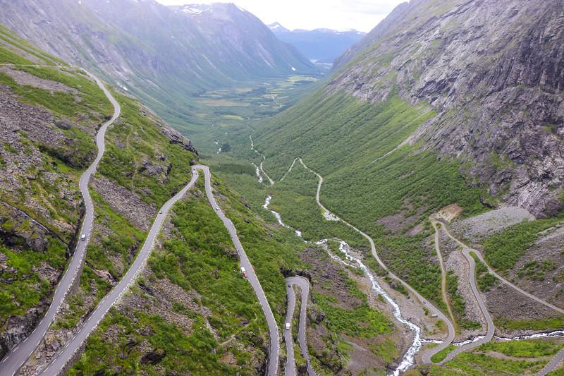 Journey To Trollstigen