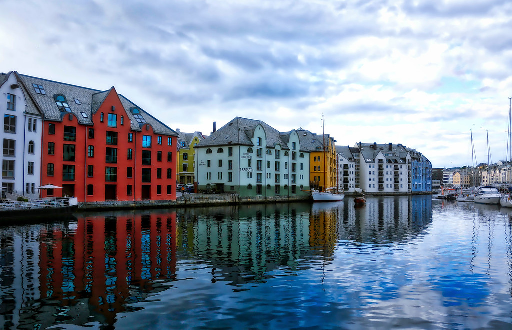 Alesund Reflections
