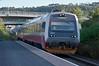 NSB 9213/9283 arrive at Vaernes on 12 August 2012