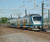 NSB 72024  Lillestrom on 14 August 2012