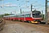NSB 70613  Lillestrom on 14 August 2012