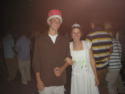 Norwayne High Homcoming 2006 King & Queen