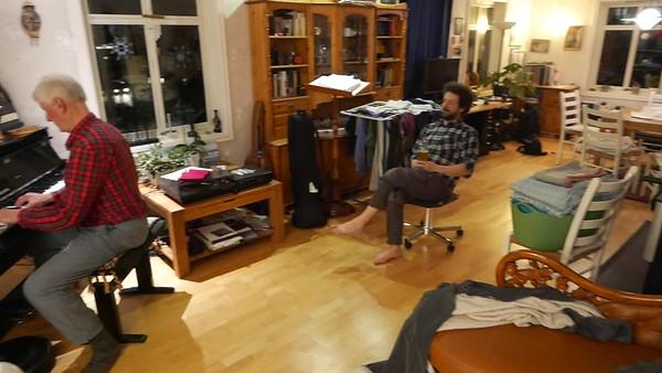 Die Bayernhyme gespielt von Jack mit Gesang von Helmut
