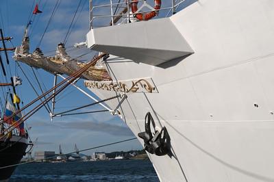 Nach 2004 war im Juli 2011 das Tall Ships Race endlich wieder in Stavanger. Die Boote kamen am Donnerstag und fuhren am Sonntag weiter Richtung Schweden