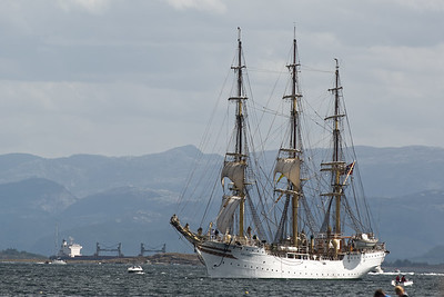 Die norwegische Sørlandet machte den Anfang.