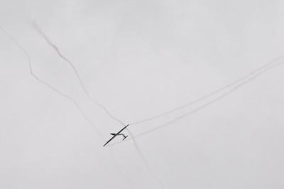 Der Pilot des Segelflugzeugs war gerade 21 Jahre alt.