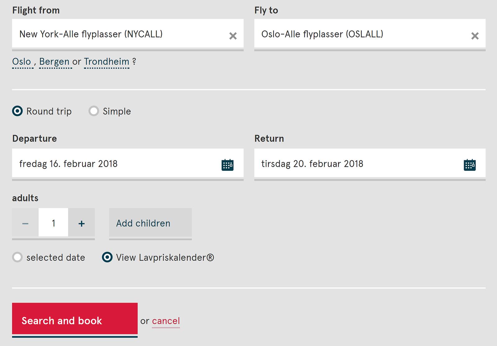 Travel Hack: How To Get Cheaper Flights Through Norwegian