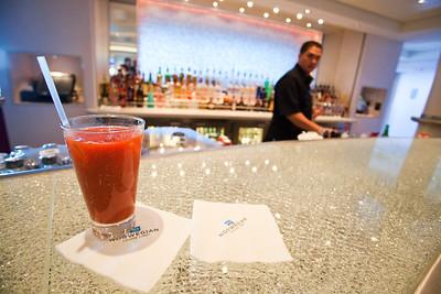 Norwegian Breakaway Shaker's Cocktail Bar