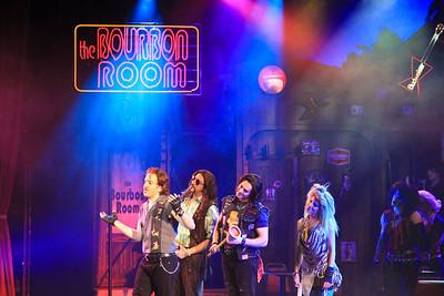 Norwegian Breakaway Rock of Ages show