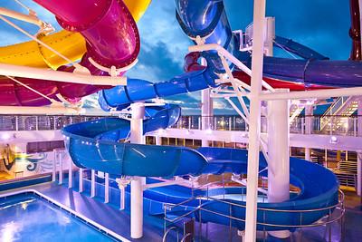 Norwegian Breakaway Aqua Park