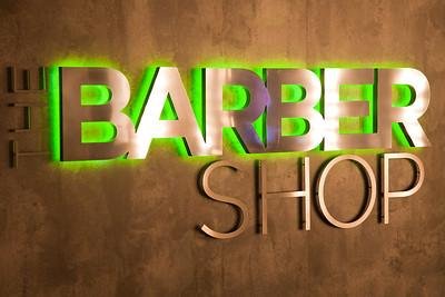 Norwegian Breakaway Barber Shop