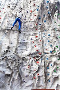 Norwegian Breakaway Climbing wall
