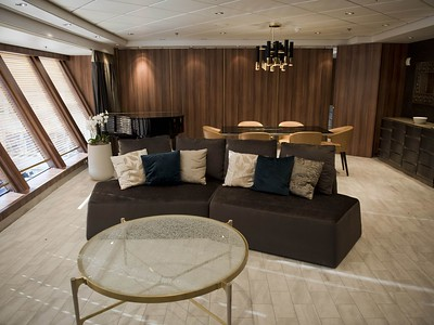 Norwegian Dawn Complete Refurbishment 2016