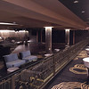 The completely remodeled Bliss Lounge-gone are the lounge beds and bowling alley's...