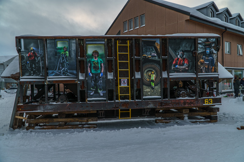 Photo Art in Kirkenes